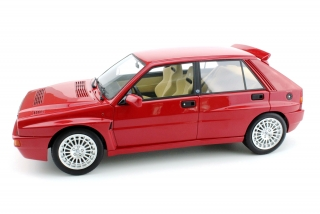 Lancia Delta Integrale Evolution II red 1:12 Top Marques Collectibles
