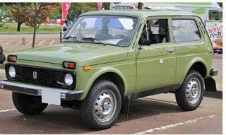 Lada Niva 1976 green 1:18 MCG Modelcar Group