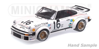 Porsche 934 #16 Vasek Polak Racing Champion Trans Am 1976 1:12 Minichamps