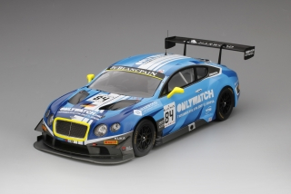 Bentley Continental GT3  GT Series Sprint Cup Moscow City Racing  1:18 TSM Model