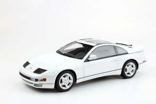 Nissan 300ZX 1992 white 1:18 LS Collectibles