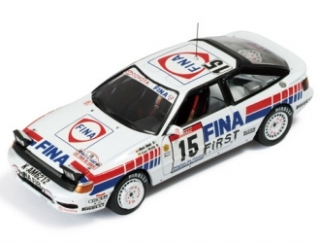 Toyota Celica #15 M.Duez Rally Tour de Corse 1991 1:18 Triple9 Collection