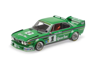 BMW 3.0 CSL Alpina Winners Nűrburgring 1977 1:18 Minichamps