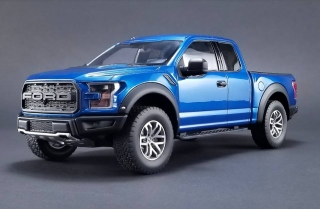 Ford Raptor 2017 lightning blue 1:18 Acme Diecast