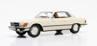 Mercedes-Benz C107 SLC 1973 white 1:18 Cult Scale Models