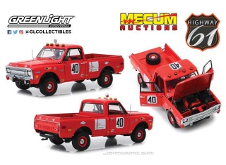 Chevrolet C-10 Baja 1000 truck *Previously Owned by S. McQueen*  1:18 Highway 61