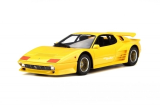 Koenig 512 BBi Turbo yellow 1:18 GT Spirit