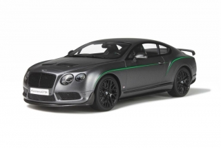 Bentley Continental GT3-R grey 1:18 GT Spirit
