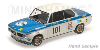 BMW 2002 Internationales ADAC 500km Eifelpokalrennen 1971 1:18 Minichamps