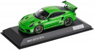 Porsche 911 GT3 RS lizard green 1:43 Spark