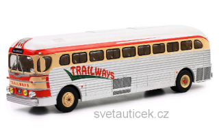 GMC PD 3751 Trailways 1955 1:43 Ixo