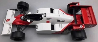 McLaren Tag Porsche MP4/2 #8 Niki Lauda World Champion 1984 1:12 GP Replicas