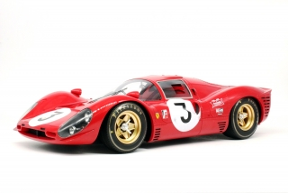 Ferrari 330 P4 1000 KM Monza Winner 1967 1:12 GP Replicas