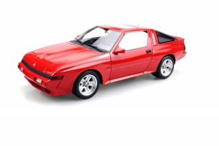 Mitsubishi Starion 2.0 Turbo EX 1988 red 1:18 LS Collectibles