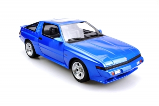 Mitsubishi Starion 2.0 Turbo EX 1988 blue 1:18 LS Collectibles
