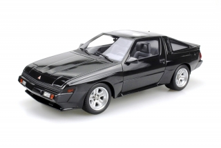 Mitsubishi Starion 2.0 Turbo EX 1988 black 1:18 LS Collectibles