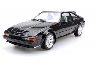 Toyota Celica Supra MK2 Coupé 1972 black 1:18 LS Collectibles