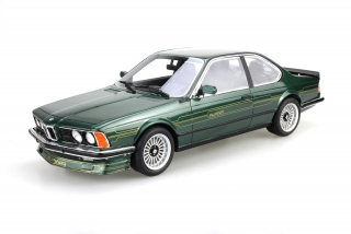 BMW Alpina B7 S Turbo Coupé (E24) 1985 green 1:18 LS Collectibles