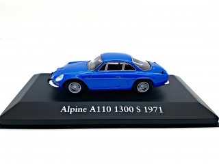 Alpine A110 1300 S 1971 1:43 Atlas