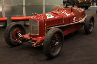 Alfa Romeo P2 1924 1:43 Look Smart Models