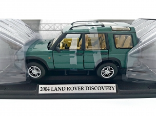 Land Rover Discovery 2004 1:18 Motor Max