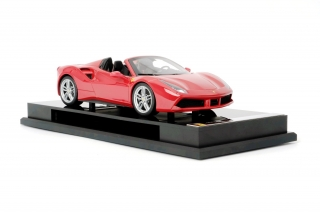Ferrari 488 Spider red 1:18 Amalgam