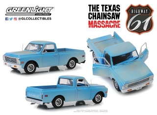 Chevrolet C-10 1971 *The Texas Chain Saw Massacre (1974)* 1:18 Highway 61