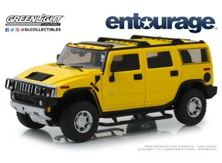 Hummer H2 2003 *Entourage (2004-2011 TV Series)* 1:18 Highway 61