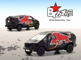 Red Bull Event Car 1:43 Bizarre