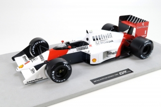 McLaren F1 MP4/5 N 1 1989 Ayrton Senna 1:12 GP Replicas