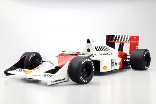 McLaren F1 MP4/5 N 2 World Champion 1989 Alain Prost 1:12 GP Replicas
