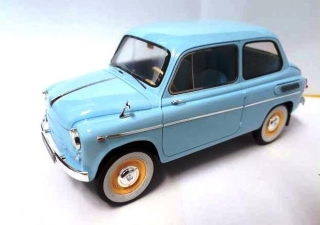 Zaporozhets ZAZ 965AE 1965 light blue 1:18 Premium Scale Models