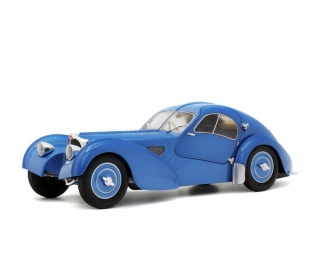 Bugatti 57 SC Atlantic 1938 blue 1:18 Solido