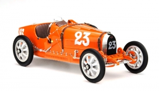 Bugatti T35 Nation Color Project NETHERLANDS 1:18 CMC