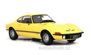 Opel GT/J Junior yellow 1:12 Premium ClassiXXs