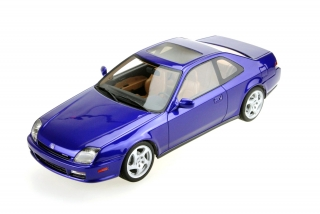 Honda Prelude 1997 metallic blue 1:18 LS Collectibles