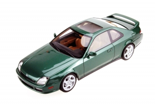 Honda Prelude 1997-2001 metallic green 1:18 LS Collectibles
