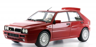 Lancia Delta Integrale Evoluzione red 1:8 Top Marques Collectibles