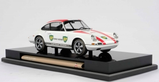 Porsche 911R Monza BP World Record 1967 1:18 Amalgam