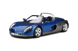 Renault Spider 1998 Blue Sport 1:18 OttOmobile