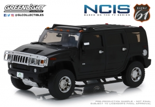 Hummer H2 2006 NCIS (2003-18 tv Series) 1:18 Highway 61