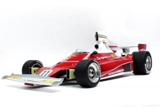 Ferrari F1 312 T2 #11 Clay Regazzoni 1975 1:12 GP Replicas