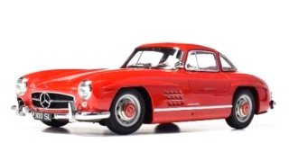 Mercedes 300 SL 1954 red 1:8 Premium X