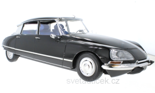 Citroen DS21 1970 black 1:8 Premium X