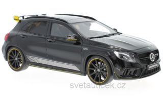 Mercedes-AMG GLA 45 yellow night edition 1:18 iScale