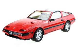 Nissan Fairlady 300 ZX Turbo 1984 red 1:18 LS Collectibles