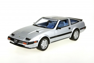 Nissan Fairlady 300 ZX Turbo 1984 silver 1:18 LS Collectibles