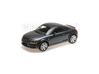 Audi TT Coupe 1998 blue 1:18 Minichamps