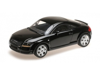 Audi TT Coupe 1998 black 1:18 Minichamps