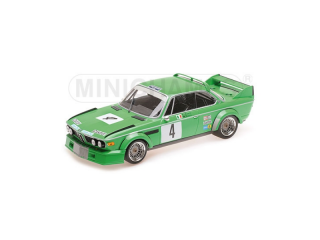 BMW 3.0 CSL Jolly Club Milano Finotto/Facetti Winners ETCC Zandvoort 1979 1:18 Minichamps